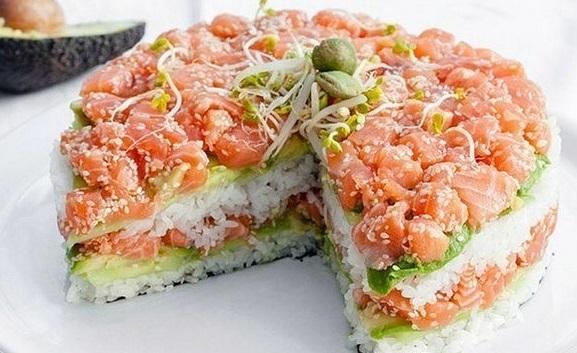 Суши-торт (577x353, 87Kb)