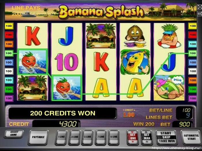 Игровой автомат Banana Splash (Банановый Всплеск) от казино Вулкан!/4121583_img461444 (700x525, 259Kb)