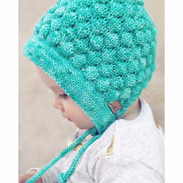 Детские шапочки образцы вязания 61