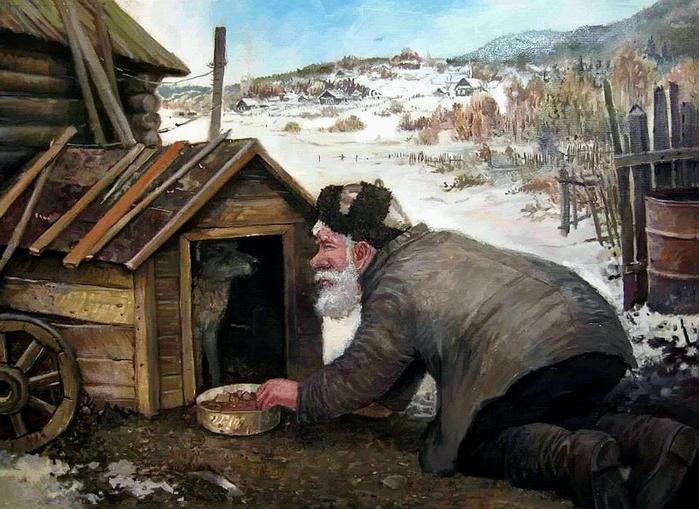 kartiny-hudozhnika-Leonida-Baranova_18 (700x509, 465Kb)