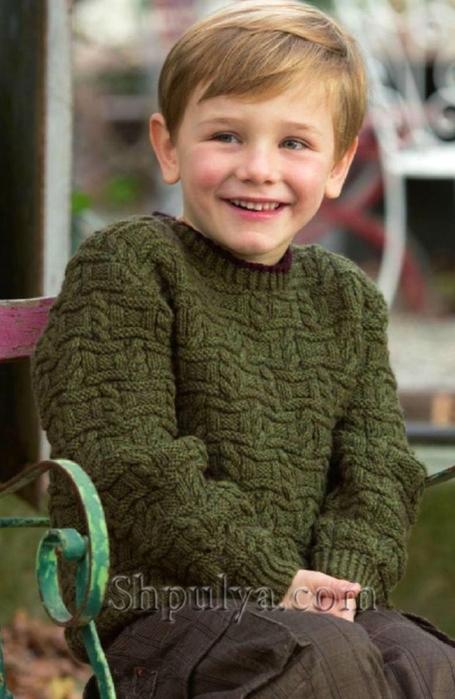 Вязание спицами для 12 лет