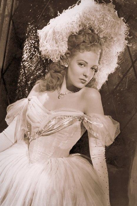 5Линда Дарнелл, американская актриса 40-50-ых (466x700, 75Kb)