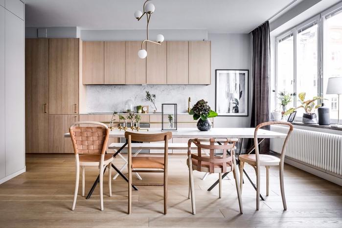 современный дизайн квартиры-студии 6 (700x466, 277Kb)