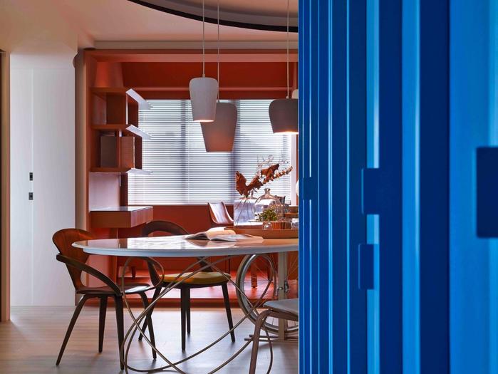 красивый дизайн современной квартиры 7 (700x525, 363Kb)