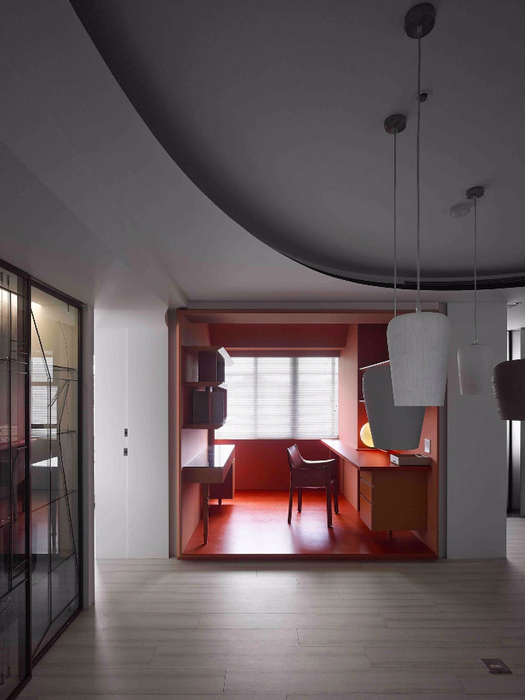 красивый дизайн современной квартиры 9 (525x700, 261Kb)