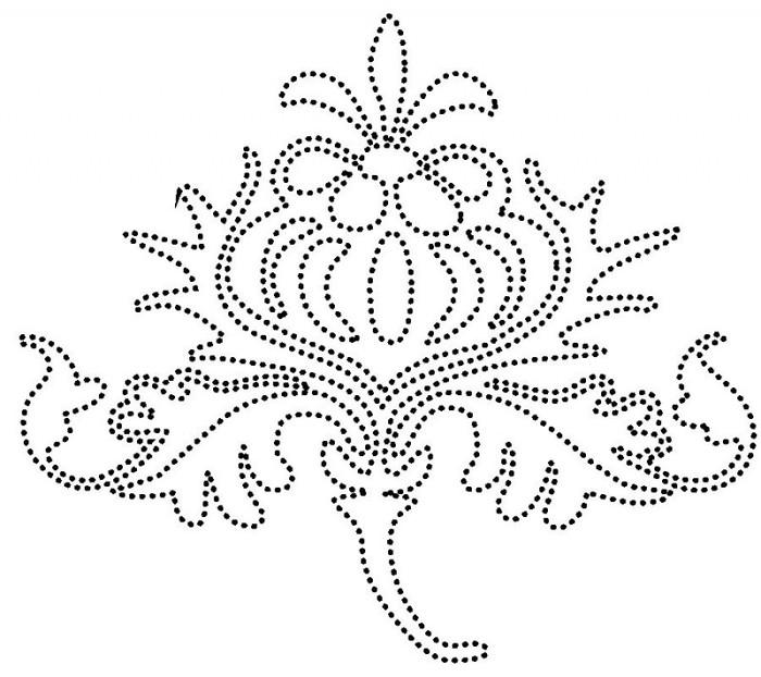 Трафареты для вышивки бисером