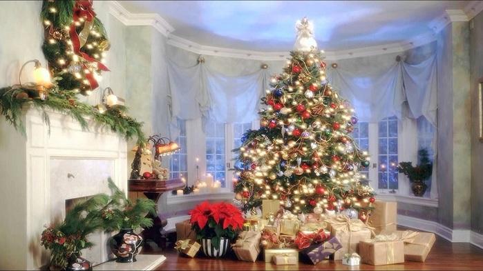 Как украшать елку в 2017 году