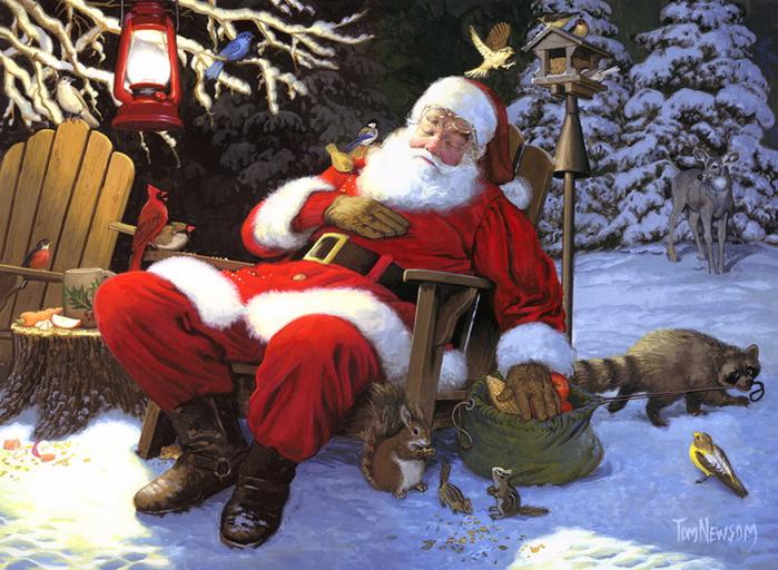 Excellent Santa Claus Facts Origins Christmas Celebration In Easy Diy Christmas Decorations Tissureus