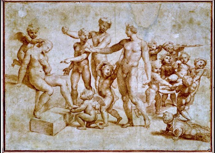 Свадьба Александра и Роксаны  1517 (700x498, 787Kb)