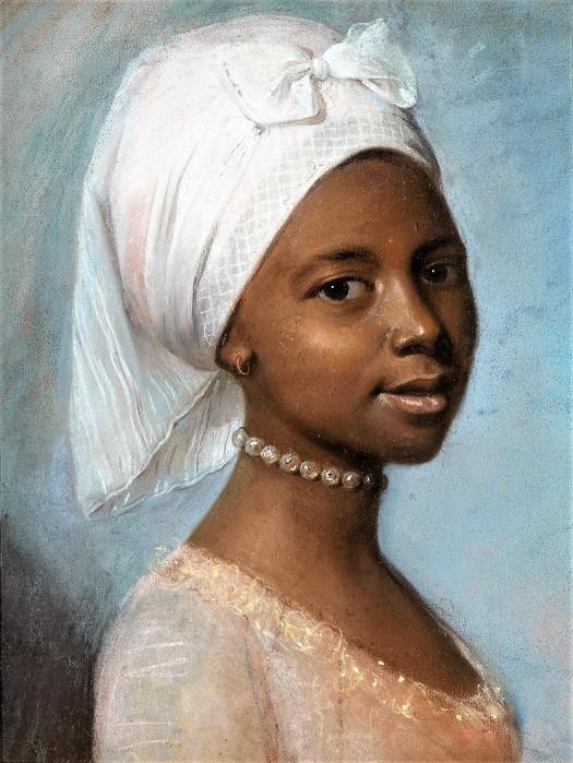 Портрет молодой женщины   40.6 х 32.4   пергамент. пастель   Сент-Луис, Художественный музей (525x700, 129Kb)