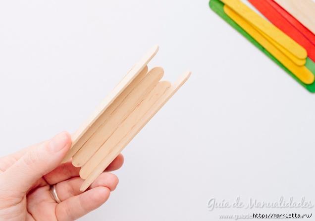 Саночки из деревянных палочек от мороженого (5) (636x445, 103Kb)