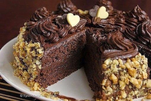 шоколадный торт (510x340, 223Kb)