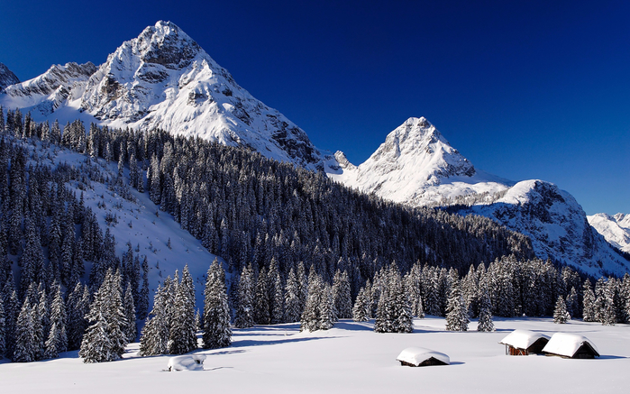 Nature___Mountains_Snow_mountains_and_the_woods_in_the_snow_065429_ (700x437, 418Kb)