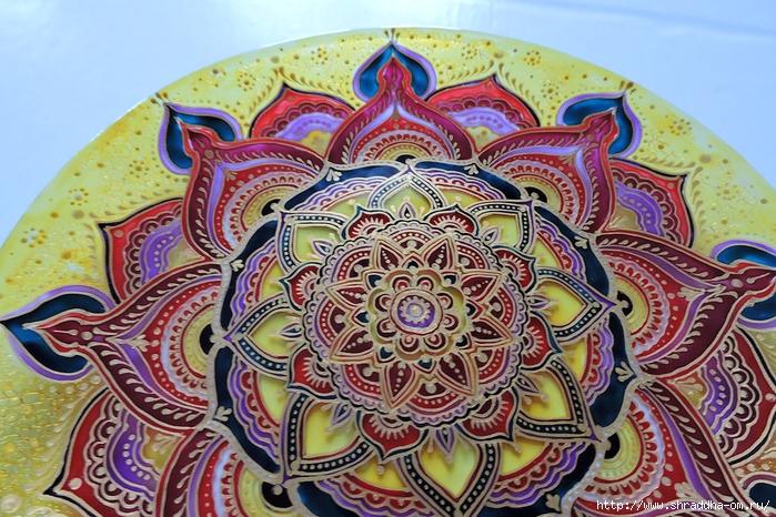 тарелка декоративная от Shraddha(8) (700x466, 373Kb)