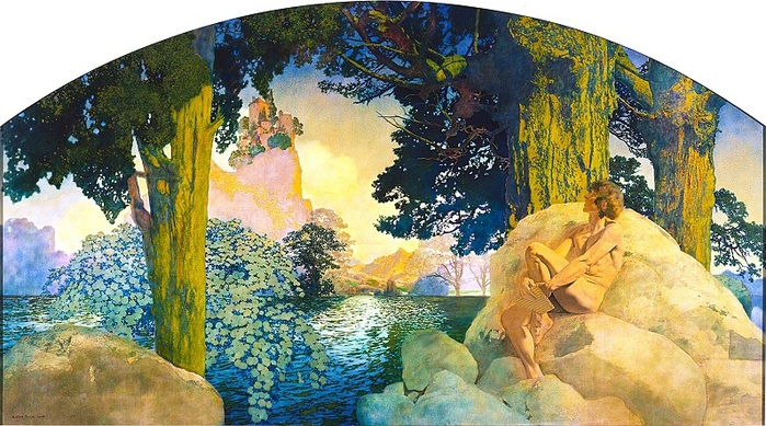 Maxfield_Parrish_-_Dream_Castle_in_the_Sky_(1908) (700x389, 162Kb)