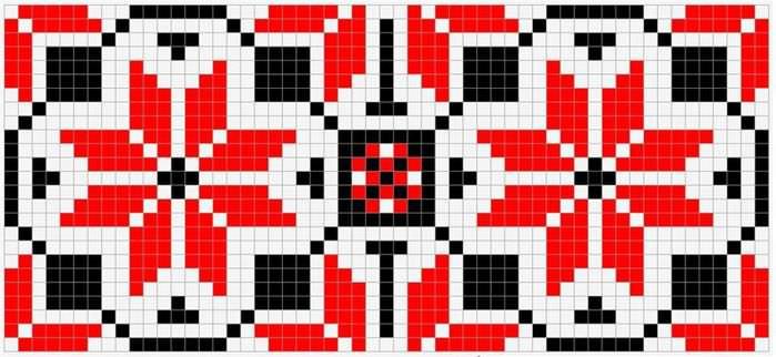 shema_dlya_vyshivki_na_platje_3 (699x322, 223Kb)