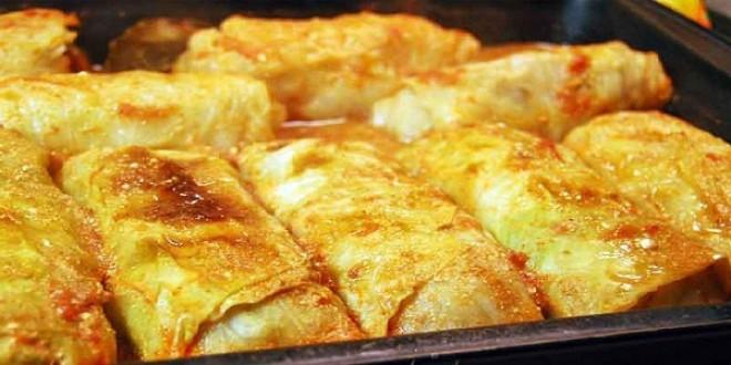 Голубцы в духовке с сыром рецепт пошагово с