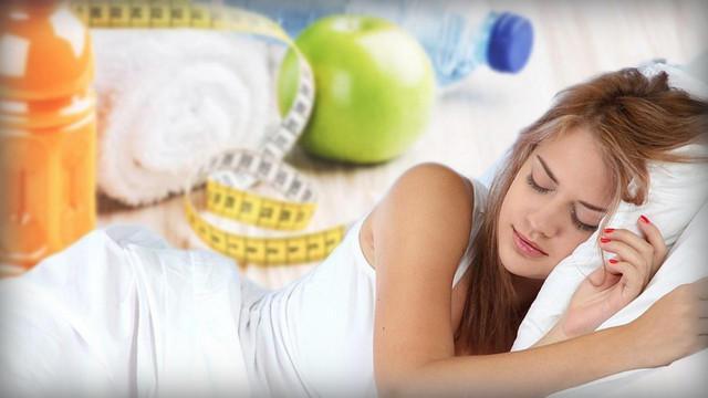 Сон и похудение (640x360, 109Kb)