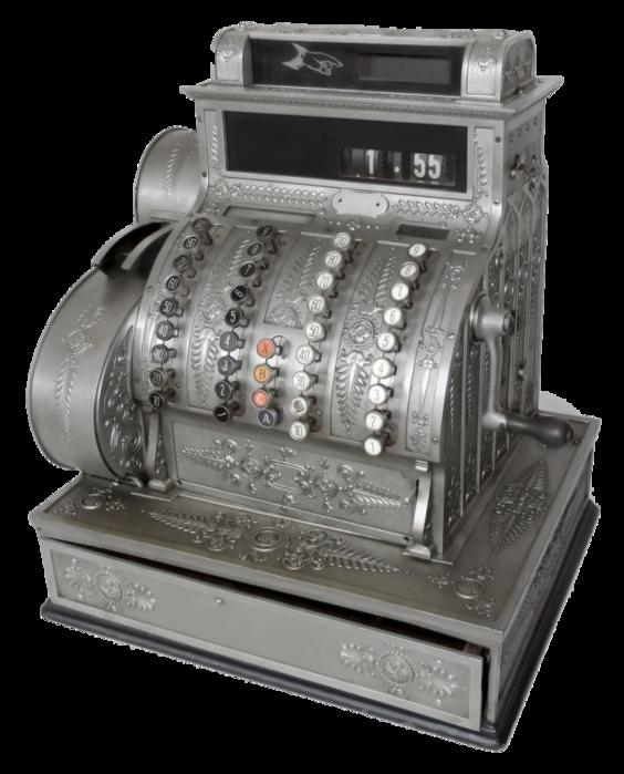 Немного из истории создания кассовых аппаратов