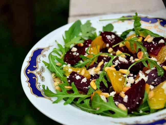 салатик просто и вкусно (649x487, 254Kb)