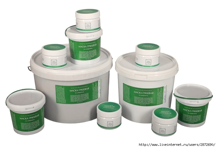 Косметический и лечебный сапропель - грязь (700x478, 133Kb)