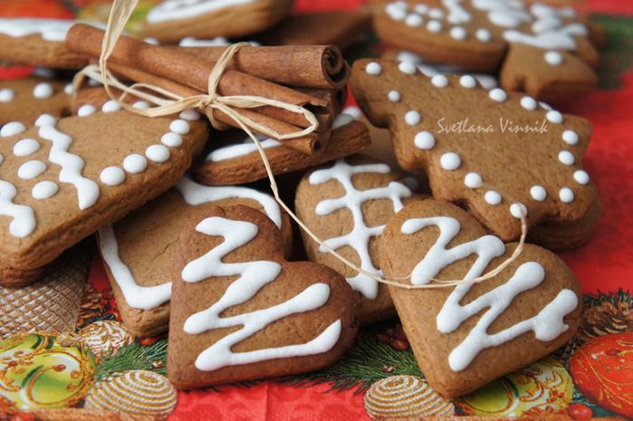 Рецепт самого вкусного имбирного печенья