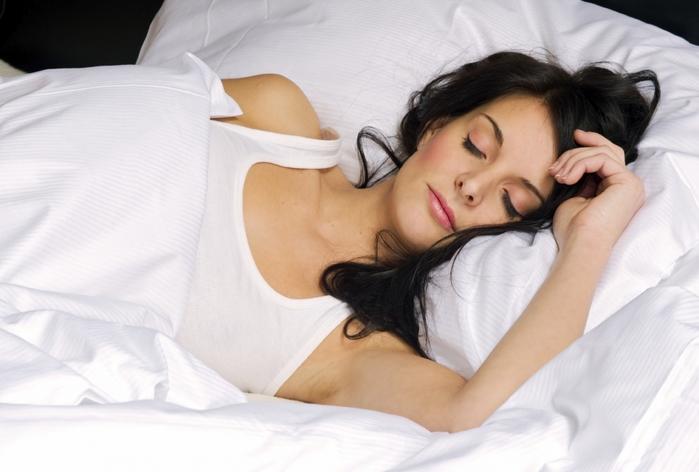 Во время сна организм человека не только отдыхает