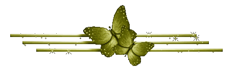 зелёные палочки и бабочка (466x140, 25Kb)