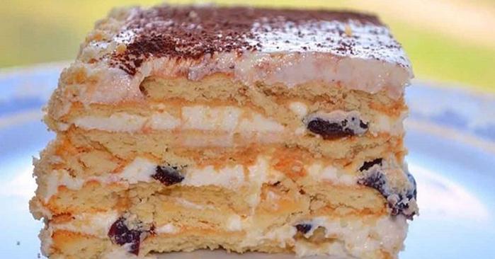 торт с печеньем (700x366, 252Kb)