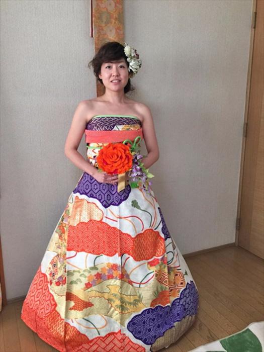 свадебные платья из кимано 2 (525x700, 351Kb)