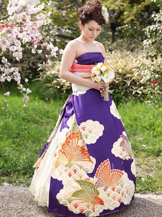 свадебные платья из кимано 7 (525x700, 485Kb)