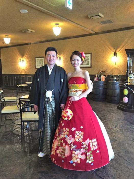 свадебные платья из кимано 11 (525x700, 398Kb)