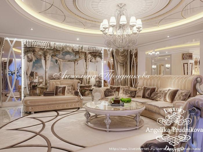 Дизайн проект интерьера гостиной 1 (700x525, 318Kb)