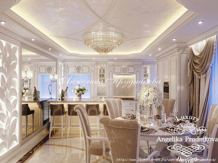 Дизайн проект интерьера кухни 2 (700x525, 302Kb)