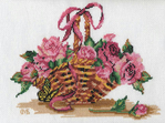 Превью К-003 Садовые розы (482x358, 175Kb)
