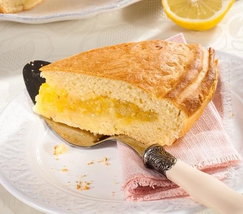 лимонный пирог на кефире (500x440, 61Kb)