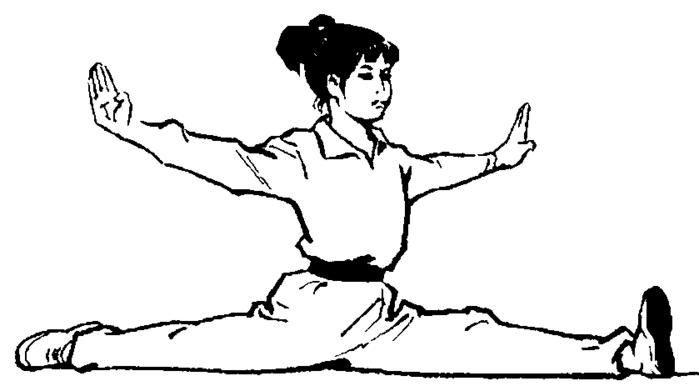 """alt=""""Упражнения для развития гибкости (Жоугун) """"/2835299_25 (700x386, 22Kb)"""