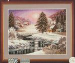 Превью КЛ-003 В плену у зимней красоты (500x421, 249Kb)