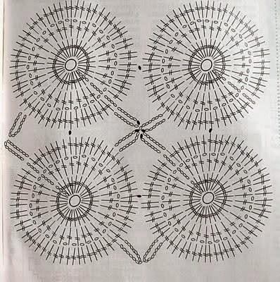 Вязание крючком декоративного чехла для подушки (1) (398x400, 171Kb)
