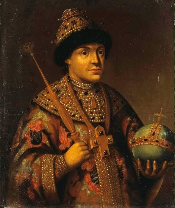 Фёдор Иоаннович   последний русский царь из рода Рюриковичей