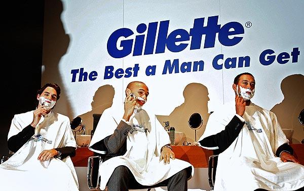 Хвалебные оды бренду Gillette!