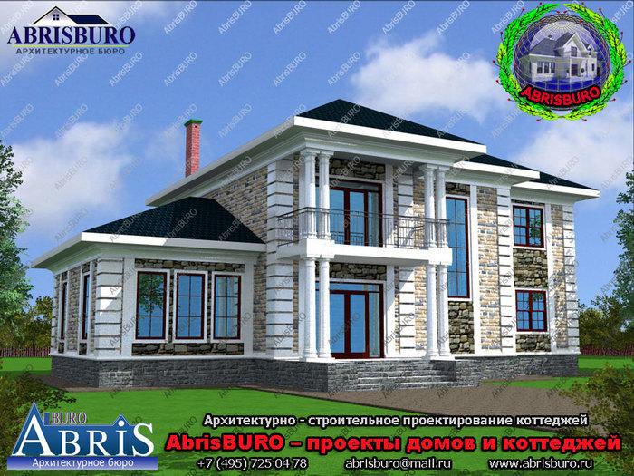 построить дом/3417827_house_K2050235_facade_3d (700x525, 152Kb)