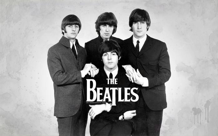 The Beatles (700x437, 161Kb)