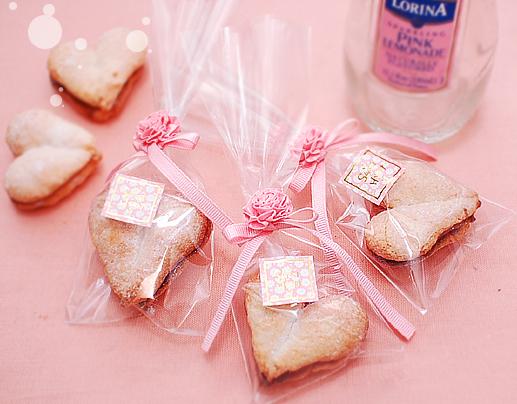 Упаковка для печенья прозрачная