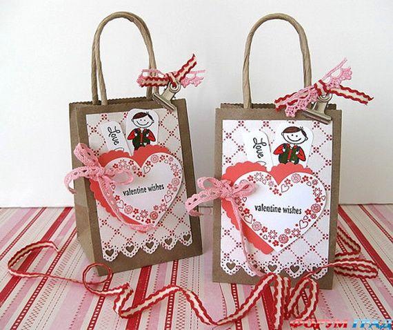 Изготовление подарков ко дню валентина своими руками