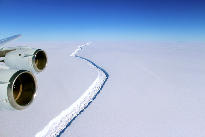 таяние ледников ледник ларсена 3 (700x467, 228Kb)
