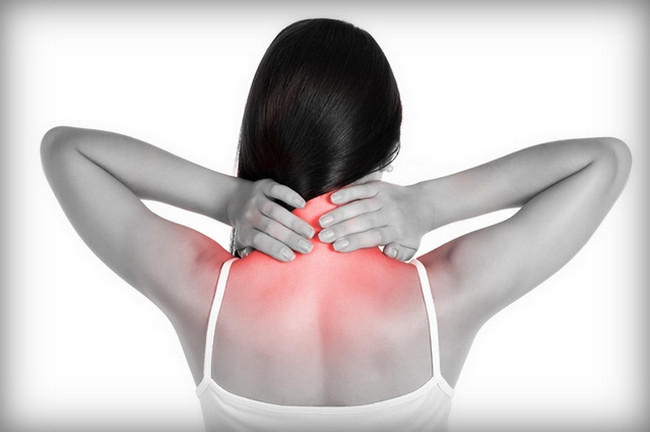 Упражнения от боли в шее (650x432, 69Kb)