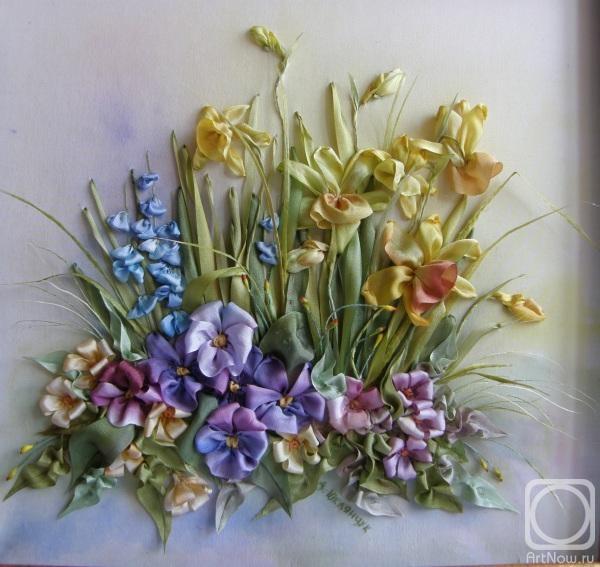 Юклянчук Анжела. Весна (600x567, 160Kb)