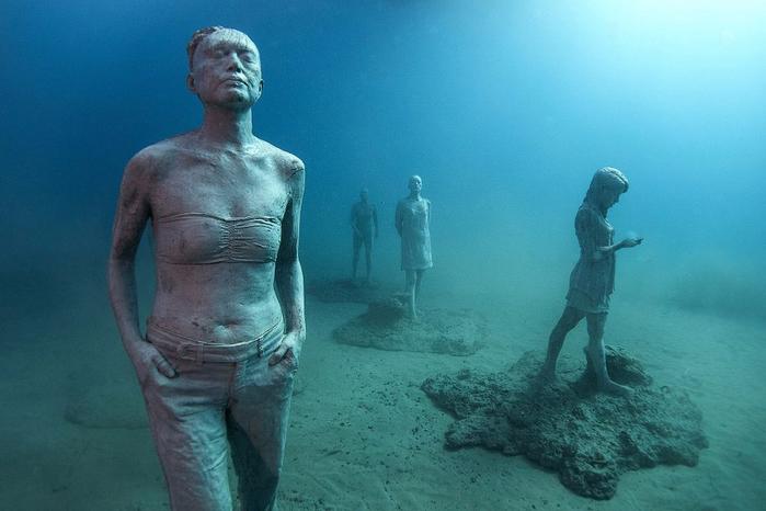 подводный музей Atlantico 5 (700x466, 271Kb)