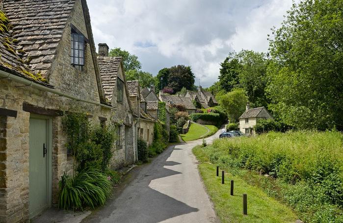 средневековая английская деревня 6 (700x456, 424Kb)